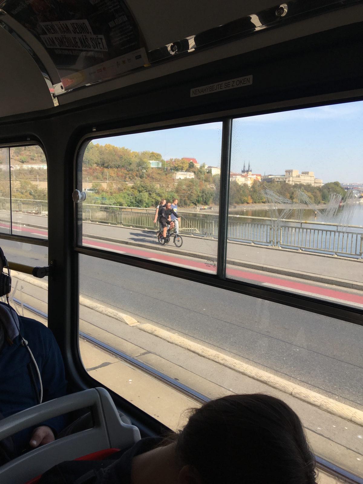 Amsterdam – zaslíbené město cyklistům? Ani omylem.